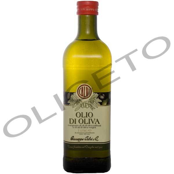 olio di oliva calvi 1000 ml oliven l zum braten kochen ebay. Black Bedroom Furniture Sets. Home Design Ideas