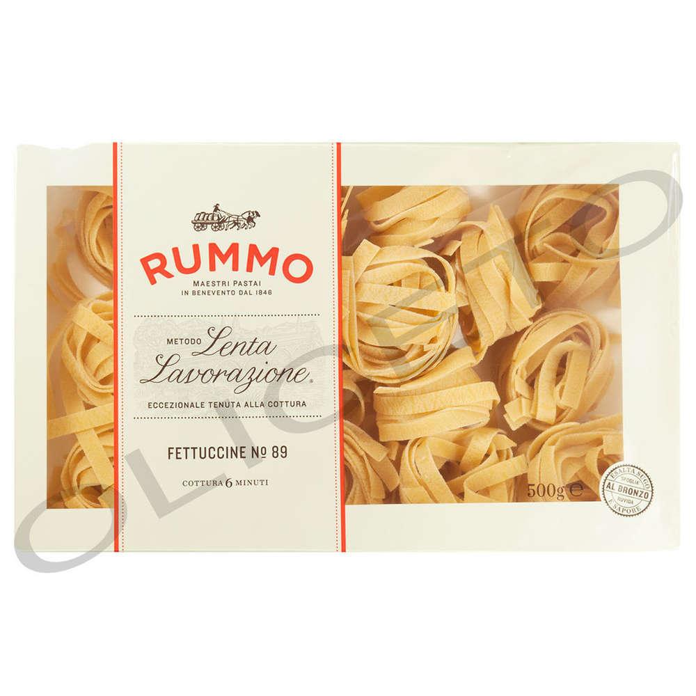 Fettuccine Nidi 500 G Nr 89 Pasta Rummo In Nester Gelegte