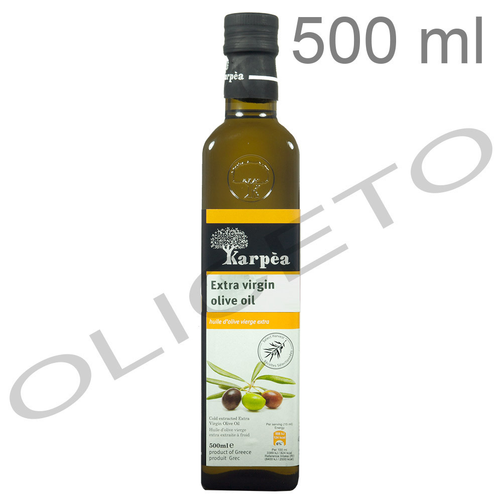 The Classic natives Olivenöl Extra 500 ml - Karpea