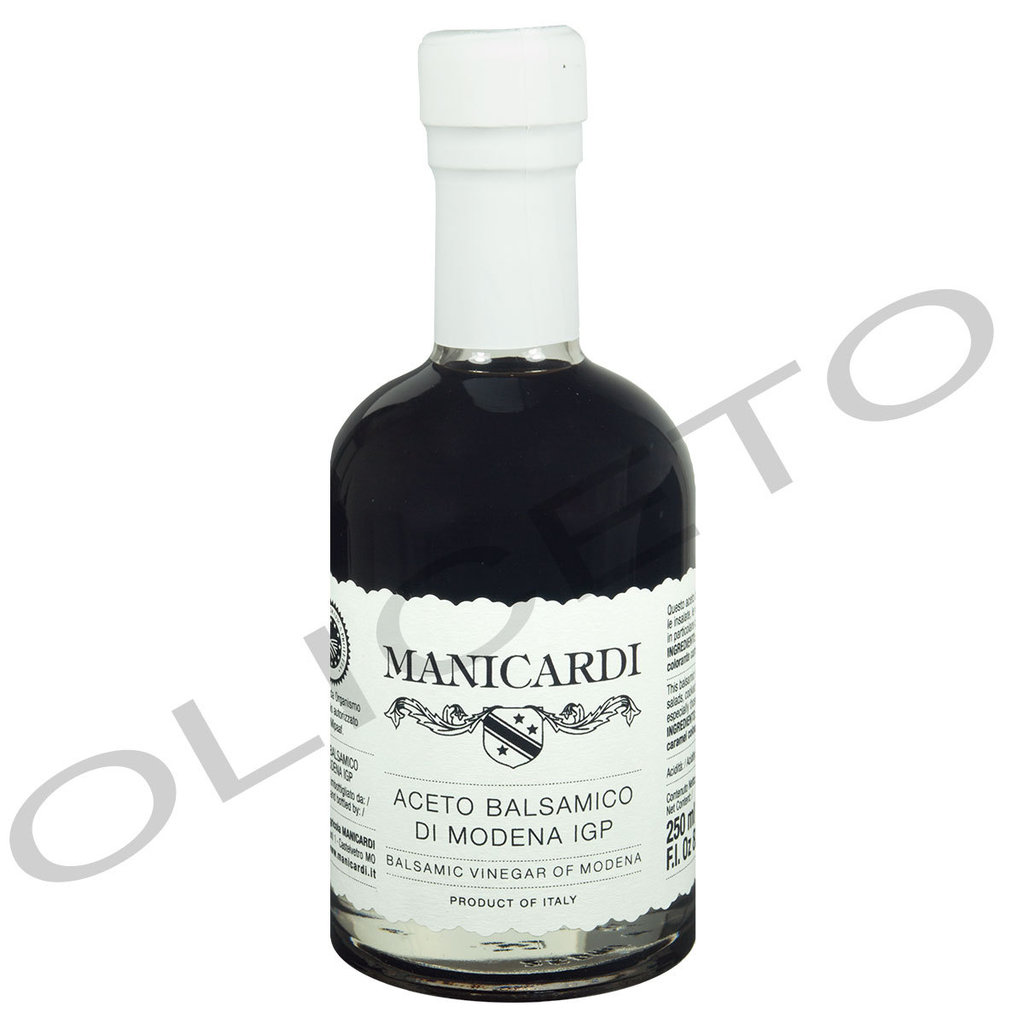 Daily 10 Jahre in Holzfässchen 250 ml Aceto Balsamico di Modena IGP - Acetaia Manicardi
